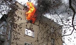 Как следует поступить в случае обнаружения пожара?